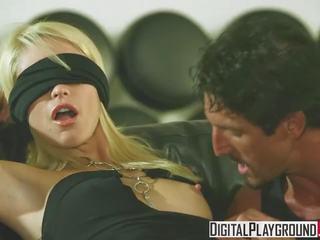 een monique actie, kijken blond, heet monique alexander film