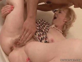 ideaal hardcore sex scène, kutje boren kanaal, vol vaginale sex video-