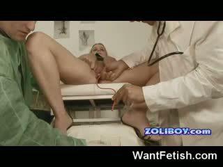 fetisch, mooi medisch thumbnail