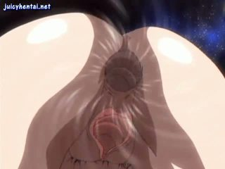 Anime babes licking their cunts