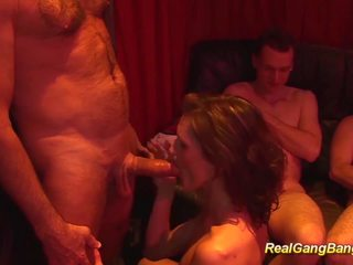 German Teens First Groupsex Orgy, Free HD Porn 59
