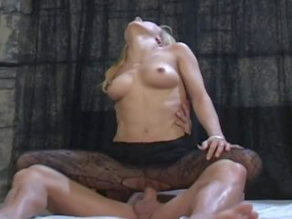 squirting, nylon, pantyhose
