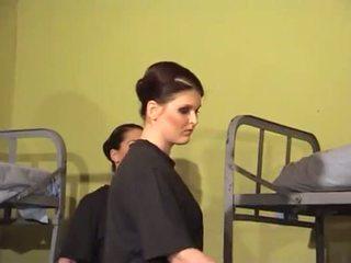 hq bdsm, caning scène, spanking film