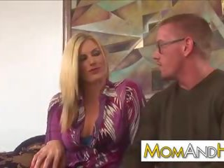 MILF Cum on Glasses Darryl Hanah, Free HD Porn 99
