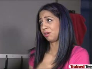 Kinky Teen Julia De Lucia Gets Her Tight Asshole Wrecked