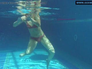 Sex unterwasser Underwater Porno