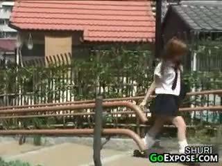 japanese, upskirt, panties, public
