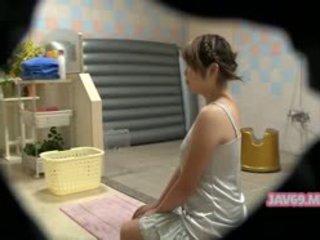 japanese, voyeur, massage, hidden cams, handjob, asian