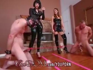 Clubdom Tug of War by Cocks