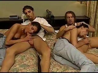 group sex, hálószoba, 4some