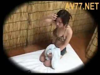 Hidden Asian Massage