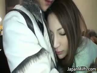 Anri suzuki прекрасен японки мадама enjoys part4