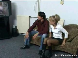 Holandieši dīvāns sekss garš
