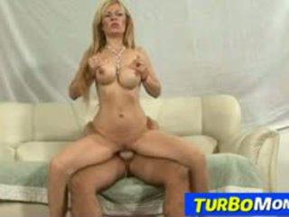 velká prsa, zkontrolovat výstřik, nový blondýnka volný