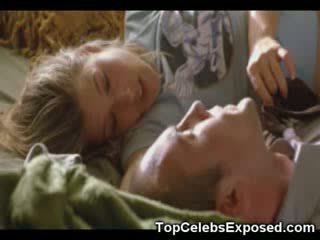Angelina jolie lesbisch scène!