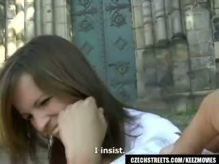 college, meisje, eigengemaakt