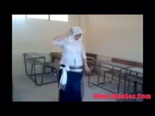 Arab egypte dance di sekolah