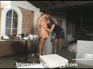 Engel felix shemale und pussyboy auf video
