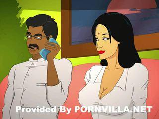 Savita bhabhi 1st vídeo temporada hindi porno india mallu telugu