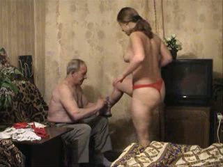 Vene teena ja vana mees video