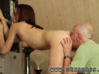 Old Man Muscle And Young Girl Girl Movies Every Lump On The