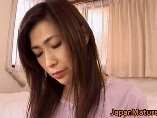 Japonské vyzreté žena has chutné