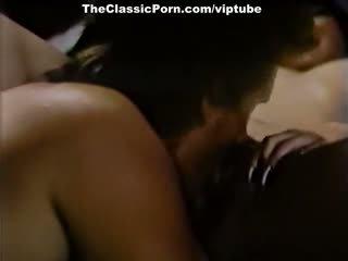 Annette haven, paul thomas, jamie gillis uz klasika sekss