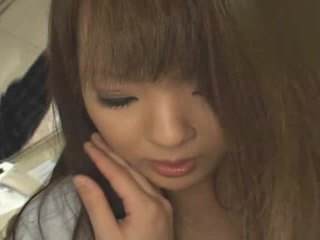 Hitomi tanaka fierbinte asiatic papusa has futand