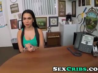 Латино nymph ada sanchez casts към стане а звезда