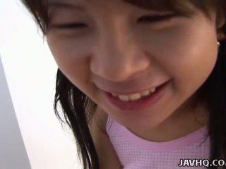 Haruka aida ร้อน ใช้ปากกับอวัยวะเพศ และ น้ำแตก