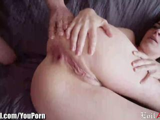 Evilangel Dana Dearmond Gaping Ass Fucked by James Deen
