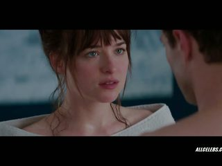 Dakota johnson in fifty shades van grey, porno ca