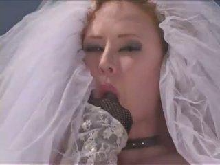 Quente casamento vestido