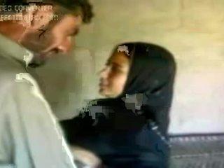 فتاة, عربي, حار