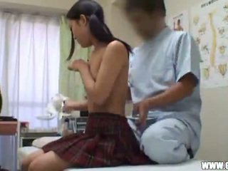 Schoolgirl seduced by masseur 2