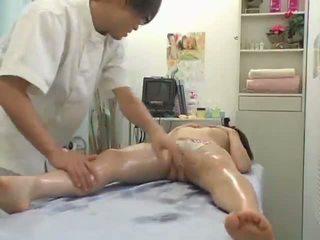 Surprising Orgasm during Massage Part 1