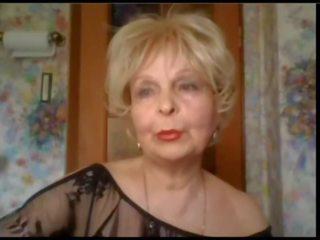 Granny Web Cam: Free Masturbation Porn Video e0