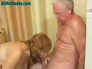 Mother and daughter get fucked foursome
