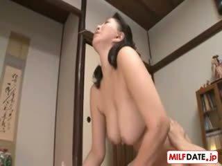 japonés, big boobs, duro