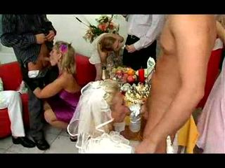 Wedding Party Turns Into Orgy Video