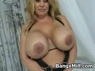 big boobs, blowjob, mature