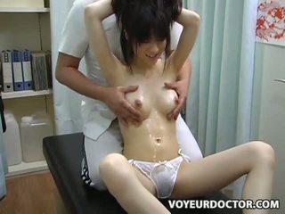 Teen Climax Breast Massage 2