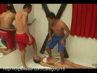Ang greatest pang-aapak action ay sa clips4sale.com