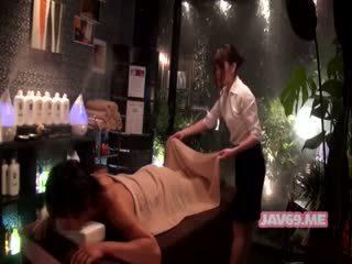 japonijos, masažas, paslėptos kameros
