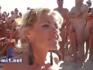 缠身, 海滩, 法国人