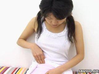 Haruka aida حار الآسيوية في سن المراهقة solo