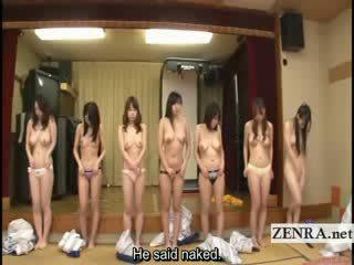 Subtitled csoport a japán menyecske stripping mert racing játék