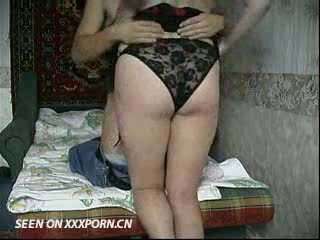 Russisch koppel having mooi seks porno (part 1)