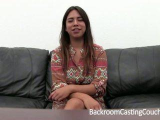 Mexicana adolescente primero anal y corrida interna