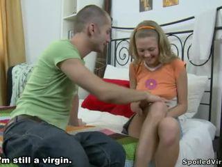 Nxehtë virgin seks në the banjo